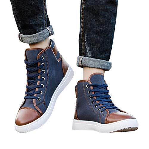 Chaussures de Sports Homme CIELLTE Sneakers Chaussures de Course Baskets Outdoor Bottines Baskets de Sports Chaussures Haut Multisports Trail