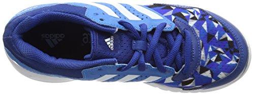 adidas Performance Duramo 7, Scarpe da Corsa Unisex – Bambini Blu (Blau (Eqt Blue S16/Ftwr White/Solar Blue2 S14))
