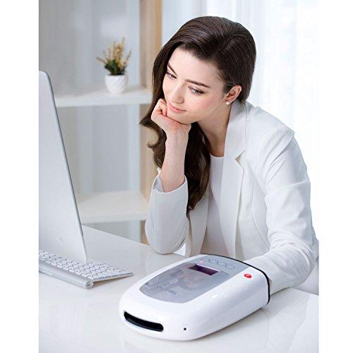 Breo manuale per massaggi, mano macchina elettrica massaggiatore shiatsu calore multifunzione mano massaggio per le donne