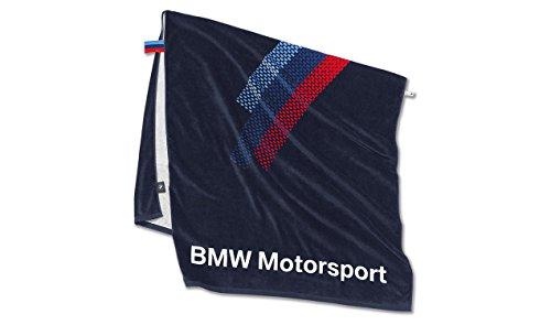 Original BMW Motorsport Strandhandtuch Badetuch Handtuch