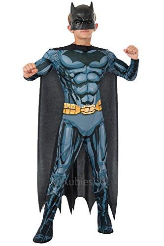 Dguisement-Batman-poitrine-muscle-pour-garons