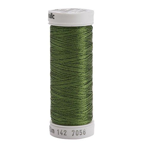 Sulky Jeder Kiefer green-thread Metallic jeder, Acryl, mehrfarbig (Kiefer Nähgarn)