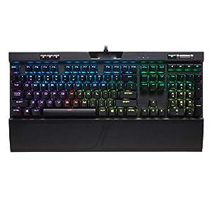 RGB Kabel Maschine Ergonomisch Tablet-Computer Laptop-Tastatur Gaming-Hintergrundbeleuchtung Legierung Mechanische Schlüsselschalter Bieten Zuverlässigkeit Und Genauigkeit, Die Sie Brauchen,Schwarz
