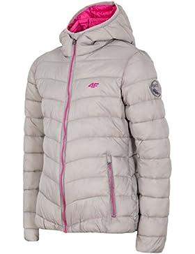 4F Kinder Jungen Mädchen Winterjacke Ski Jacke