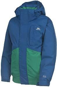 Trespass Boy's Orville Ski Jacket - Twilight, 11-12 Years