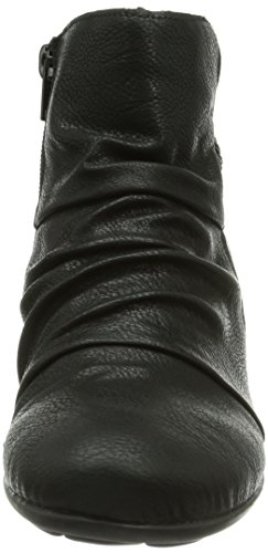 Rieker Z5368 00, Bottes femme Noir (Schwarz/Schwarz)