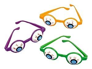 Amscan International-392390favorece a los ojos de cristal