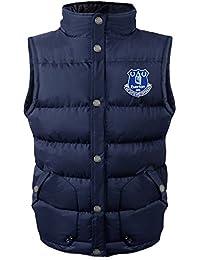 Everton FC - Chaleco acolchado oficial - Para niño