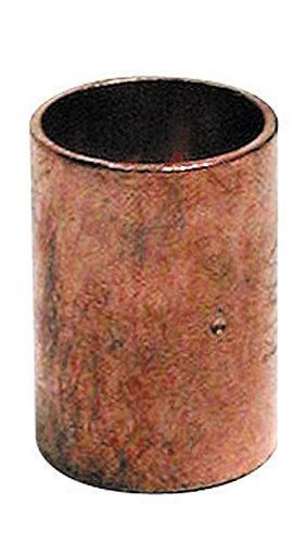Sanitop-Wingenroth 11376 2 Kupfer-Muffen Nummer 5270, 22 mm, Stück