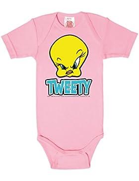 Looney Tunes Baby-Mädchen Spieler Tweety Head