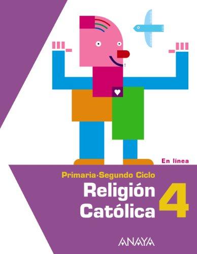 Religión católica 4º primaria proyen línea