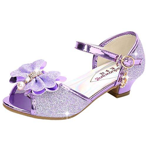 Rapunzel Schuhe - FStory&Winyee Mädchen Prinzessin Schuhe Kinder Schuhe