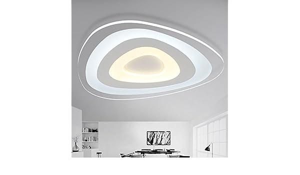 Plafoniere Ultra Sottile Salotto : Xmz soffitto moderni lampadari di luce per soggiorno sala da