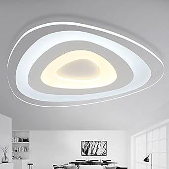 KHSKX DeckenleuchteSuper Dnne LED Lampe Kreative Wohnzimmer Deckenleuchte Geformt Warm Lampen Minimalistisches Schlafzimmer Esszimmer Durchmesser