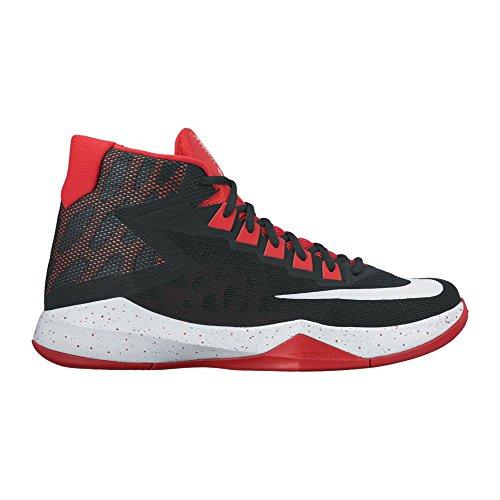 Nike Zoom Devosion da Uomo Black/White/University Red