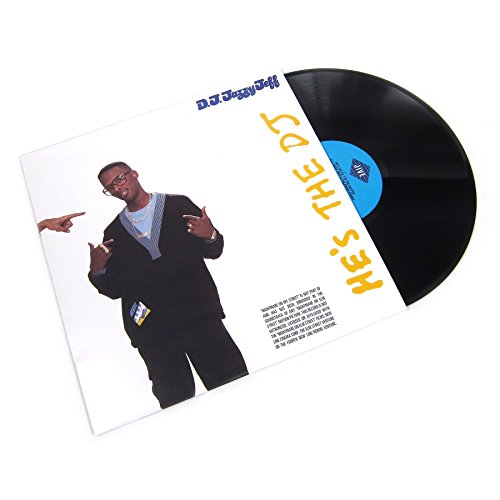 DJ Jazzy Jeff & The Fresh Prince: He's The DJ, I'm The Rapper Vinyl 2LP