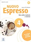 Nuovo espresso. Libro dello studente e esercizi. Corso di italiano B2. Con CD-Audio: 4