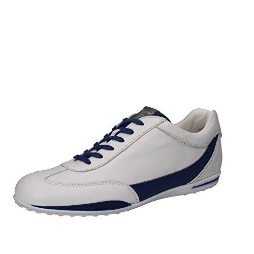 tods-sneakers-uomo-bianco-blu-pelle-ad613-41-eu
