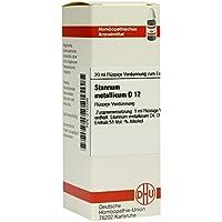 STANNUM METALLICUM D 12 Dilution 20 ml preisvergleich bei billige-tabletten.eu