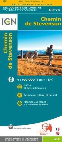 CHEMIN DE STEVENSON par COLLECTIF