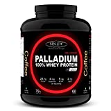 Sinew Nutrition Palladium Whey Protein with Digestive Enzymes, 2 kg (Coffee)