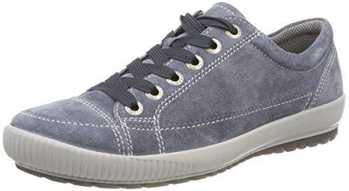 Legero Damen Tanaro Sneaker, Blau (Calcite 87), 39 EU (6 UK)