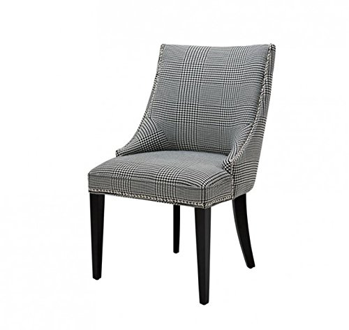 Casa Padrino luxury birch wood dining room chair - Luxury