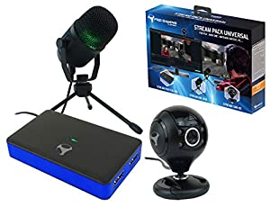 Subsonic Stream Pack | For Gamers And Youtubers | HD Video Capture