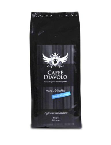 Caffé Diavolo - Nero Blue Mountain - 1000 Gramm, Bohne