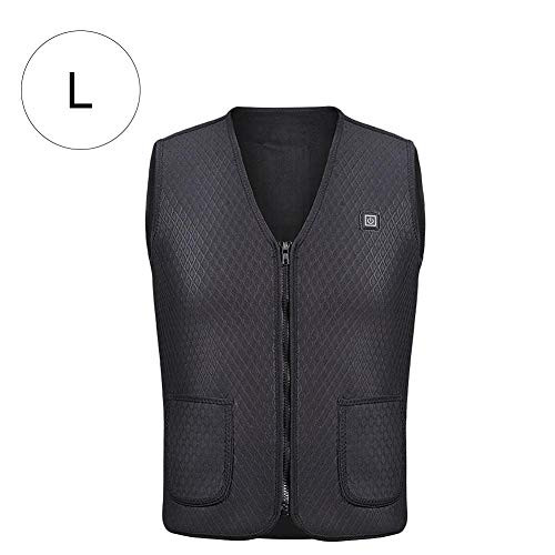 d54ebce6baec9 Dream-cool Warm Heating Vest Electric Heating Vest USB Charging Heated  Clothing Health Heated Body