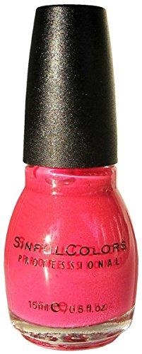 SinfulColors - Cream Nail - Smalto 152 Cream Pink