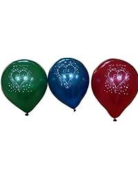 10 Glückliche Eid Hajj Balloons Ramadán Decoración Party Supply Full felicitación de regalo fiesta vestido del…