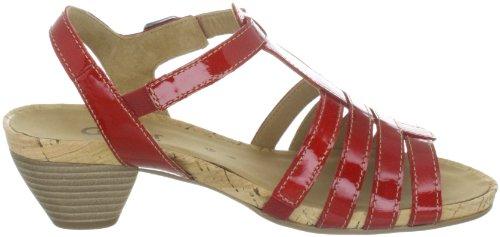 Gabor Shoes Comfort 4651328 Damen Sandalen Rot (opera)