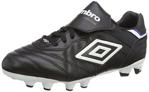 Umbro Speciali Eternal Premier Hg, Chaussures de Football Compétition Homme Noir (dju)