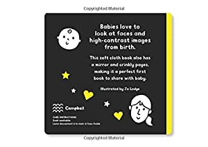 Baby's Very First Book: Faces by Campbell Books