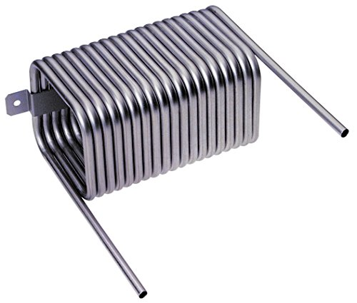 Gastrobedarf Westerbarkey Beruhigungsschlange für Zapfanlagen 7m lang 10x10cm 7mm NW - Kühlschlange