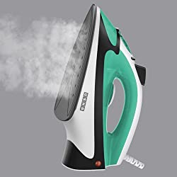 Usha Pro SI 3515 1500-Watt Steam Iron (Pacific Green)