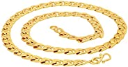 Sukkhi Glitzy Gold Plated Wedding Jewellery Chain for Men (C82273_D1)