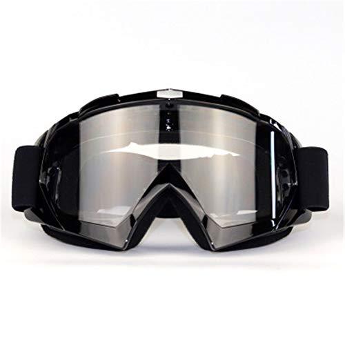 APJJ Outdoor-REIT Brille Mit Motorradbrille Ausgestattet,M