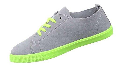 Cap Toes Schnürer Sportliche Flache Damenschuhe Turnschuhe Zipper Schuhcity24 Damen Sneakers Freizeit Sneaker Low