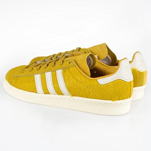 adidas Originals Campus 80S Schuhe Turnschuhe Sneakers Trainers Gelb Gelb