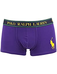 Polo Ralph Lauren Mens Cotton Stretch Trunk size Small in Lilac/Purples
