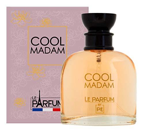 LE PARFUM DE FRANCE Cool Madam Eau de Toilette Femme 100 ml