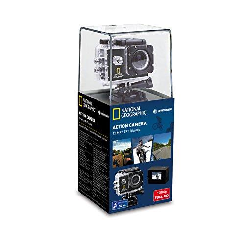 National Geographic 9083000Action Camera–Videokamera mit Speicherkarte