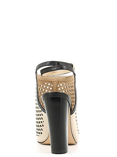 Cafenoir MA107 Sandalo tacco Donna Beige