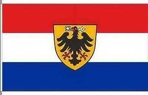 Königsbanner Hochformatflagge Bad Wimpfen - 150 x 500cm - Flagge und Fahne