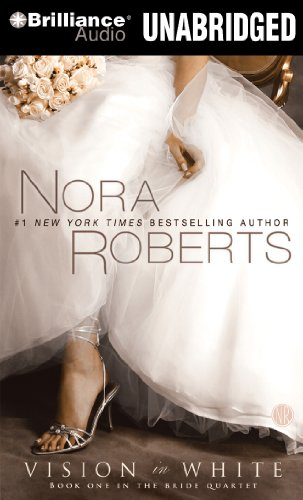 Vision in White (Bride (Nora Roberts))