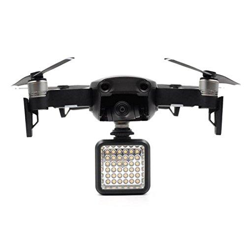 HKFV STARTRC MAVIC AIR Multifunktions-Base-Kit mit LED-Leuchten STARTRC Multifunktions Kit Kamera Adapter Licht Befestigungsstand Für DJI Mavic AIR -
