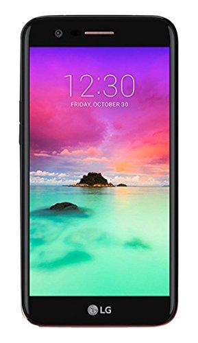 LG K10 2017 Smartphone, 16 GB, Nero
