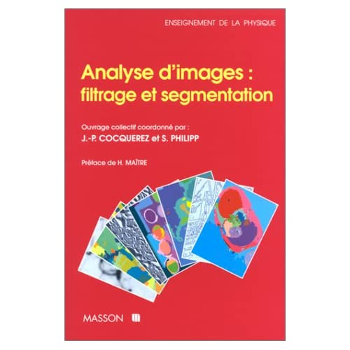 Analyse d'images : filtrage et segmentation